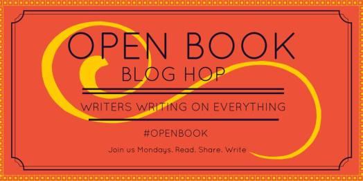 Open Book  Blog Hop new banner