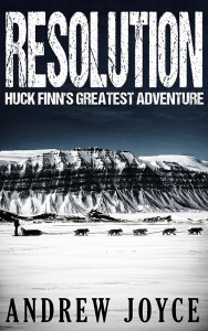 Resolution-800 Cover reveal and Promotional