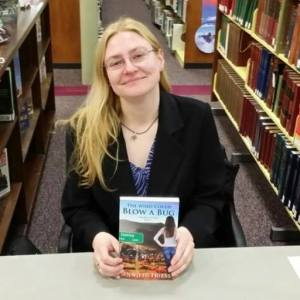 Author Jennifer Friess