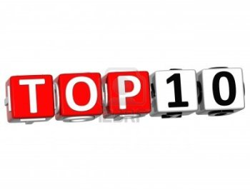 Image result for my top ten