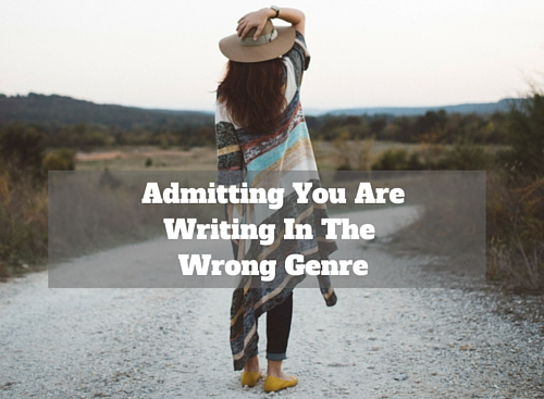 5 Stages of Realising You Are Writing The Wrong Genre-4