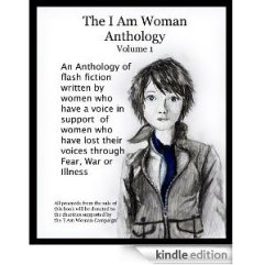 I Am Woman-vol-1- featuring The Look by Jane Risdon