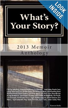 Memoir Anthology 2013