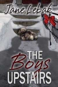 The Boys Upstairs Jane Lebak book review by Rachel Poli