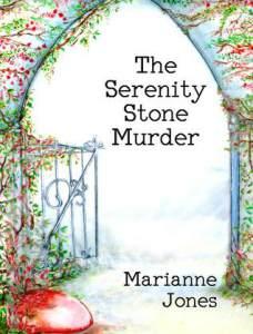 The Serenity Stone Murder by Marianne Jones book review Rachel Poli