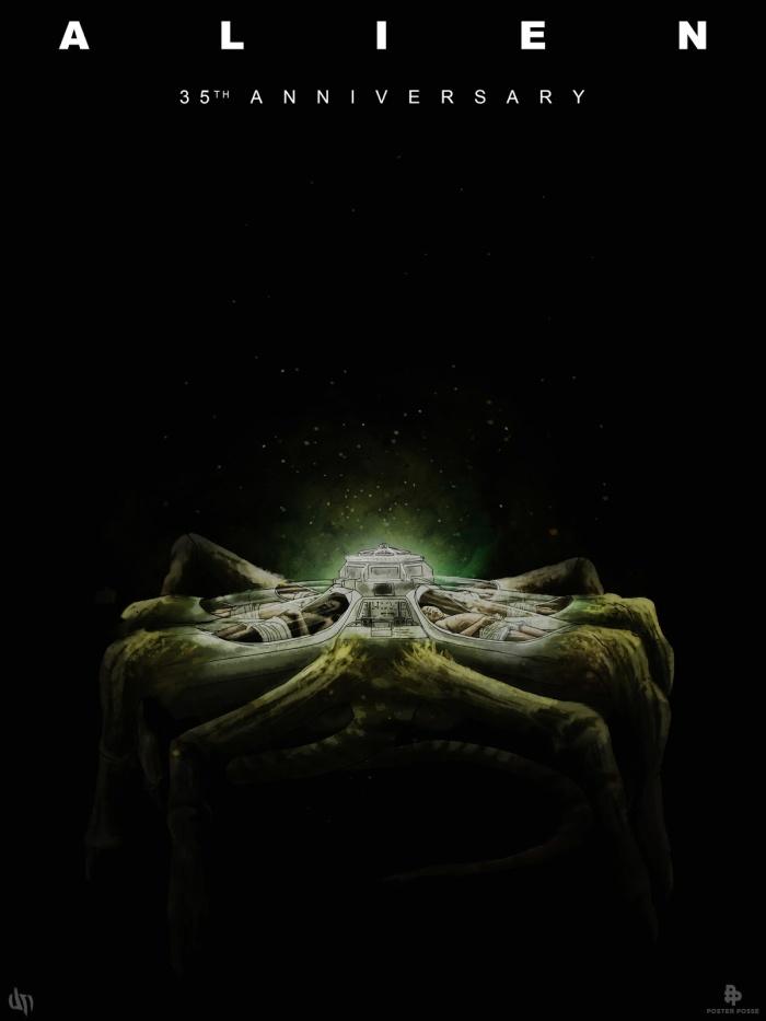 Alien by Daniel Nash