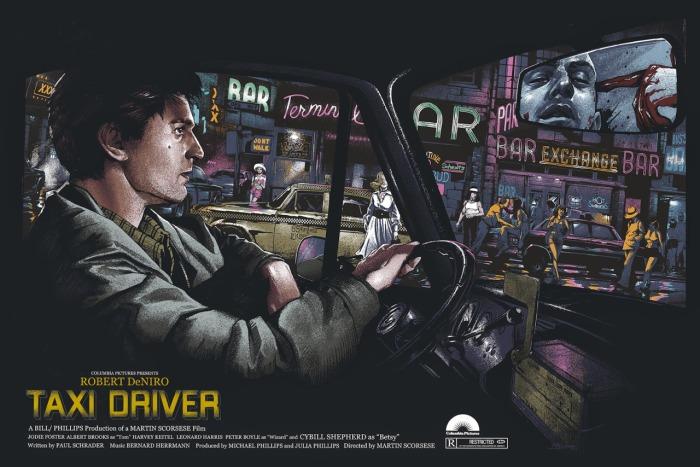 Taxi Driver by Barrett Chapman