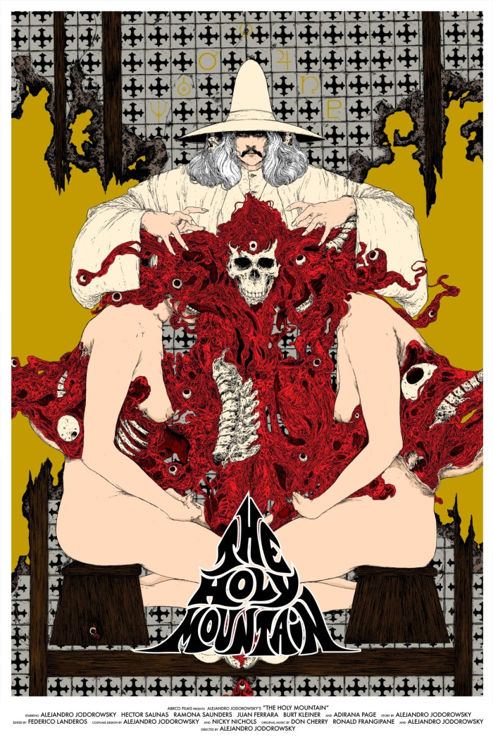 The Holy Mountain by Zakuro Aoyama