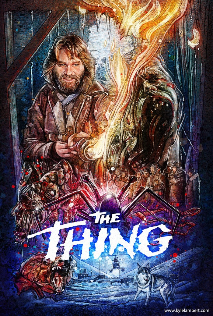 The Thing by Kyle Lambert