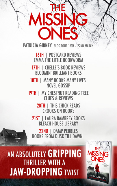 The Missing Ones - Blog Tour