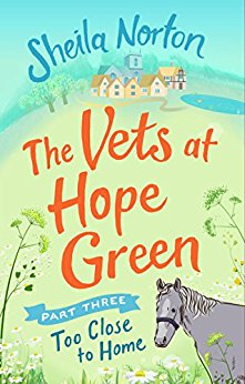 Review: The Vets at Hope Green (Part Three) – Too Close To Home by Sheila Norton