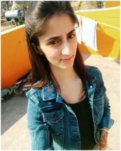 Aditi Sharma, Writer