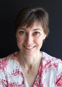 Kim Fleet author photo