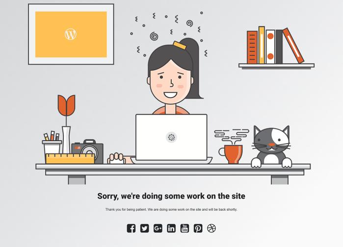 #WordPress #Blog #Maintenance