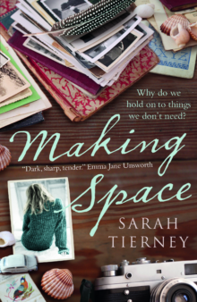 #BookReview: Making Space by @SarahTierney @sandstonepress #MakingSpace
