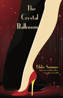 The Crystal Ballroom red and black book cover