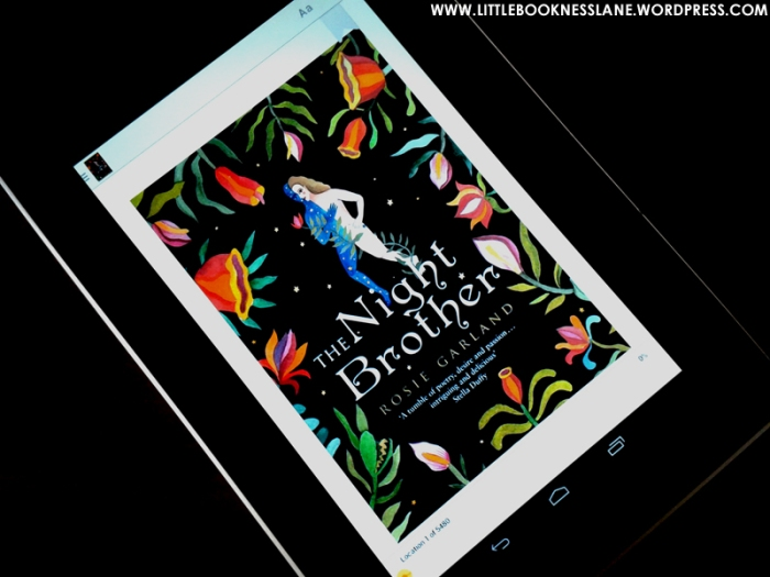 Book Review: The Night Brother, by Rosie Garland