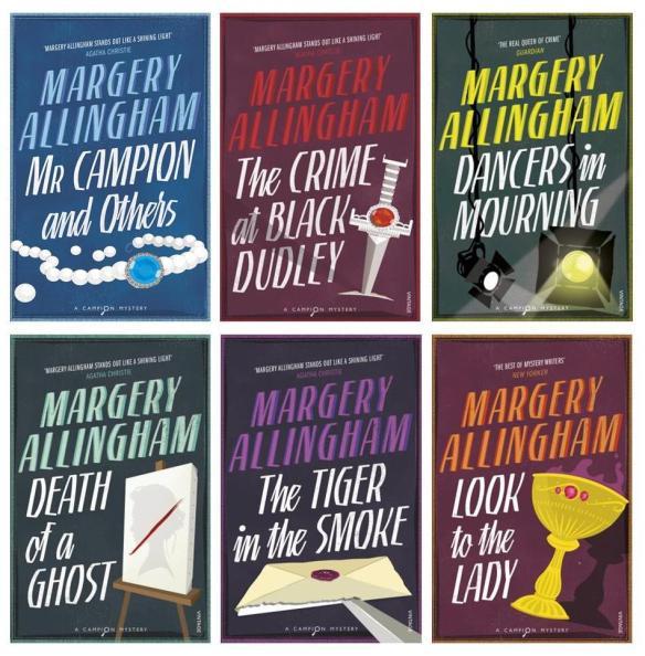 allingham novels