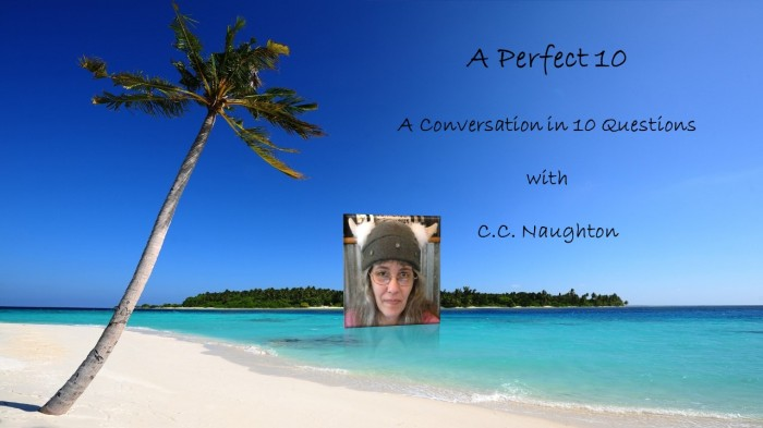 A Perfect 10 With C.C.Naughton