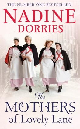 Dorries_LL03_THE MOTHERS OF LOVELY LANE