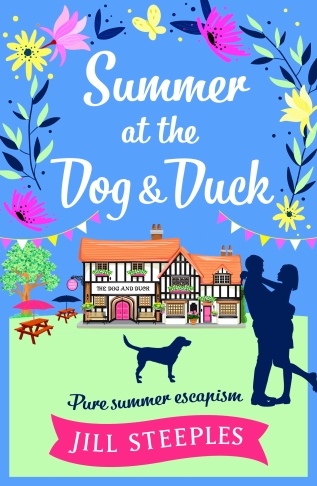 Summer at the Dog & Duck jacket