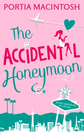 The Accidental Honeymoon Cover