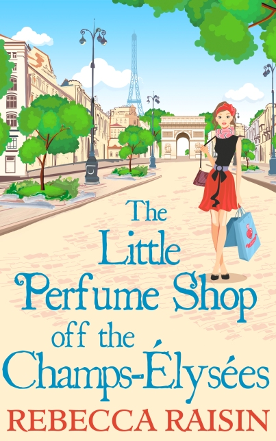 The Little Perfume Shop cover