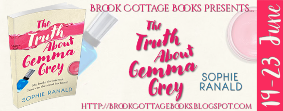 The Truth About Gemma Grey Tour Banner