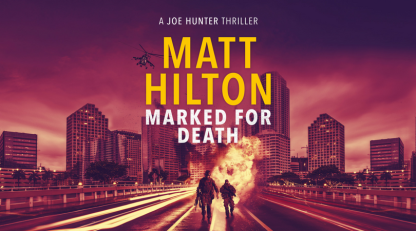 Marked for Death by Matt Hilton