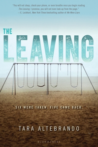 The Leaving by Tara Altebrando | Book Review, Young Adult Mystery