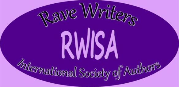 RWISA Oval Lavendar