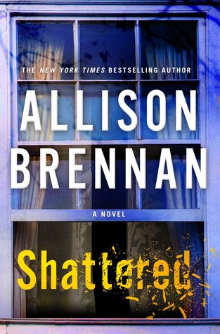 Shattered Alison Brennan