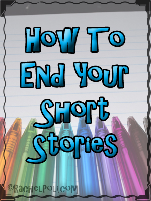 how to neatly end your short stories