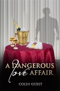 A Dangerous Love Affair book cover Half size