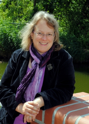 Author Hannah Steenbock