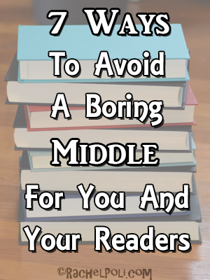 7 Ways to Avoid Sagging Middle