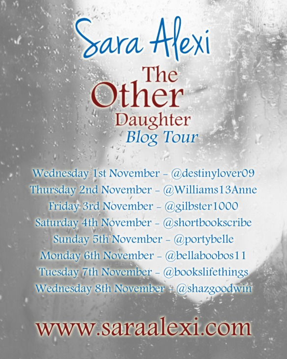 The Other Daughter blog tour