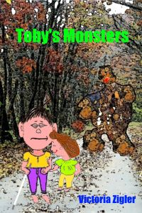 Toby's Monsters Cover 1 - 1600x2400