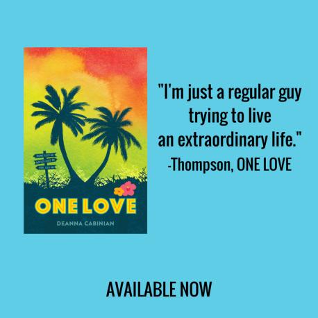 ONE LOVE social Thompson share