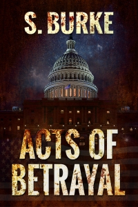 Acts of Betrayal cover