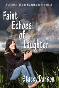 Faint Echoes Of Laughter Cover Updated with series info and correct May 2017