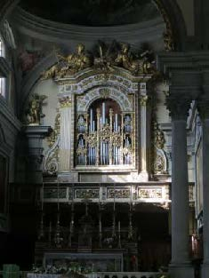 Altar - basilica san marco
