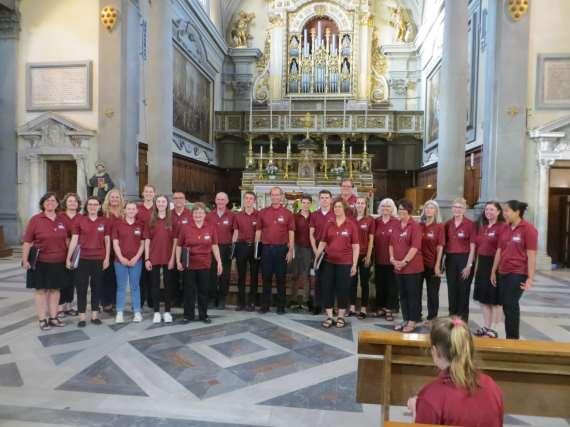 Basilica san marco - choir