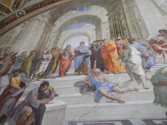 Raphael - Michelangelo