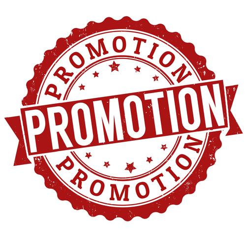 Promotion stamp