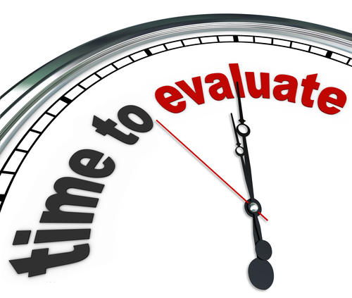 Time to Evaluate Clock Review or Assessment Management
