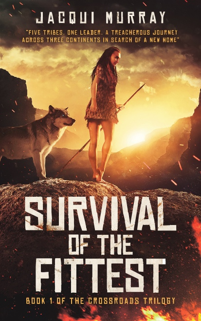 Survival of the Fittest - eBook small